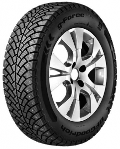 BFGoodrich G-Force Stud 245/45R17 99Q XL шип.