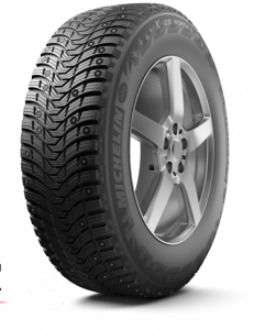Michelin X-Ice North 3 195/65R15 95T XL шип