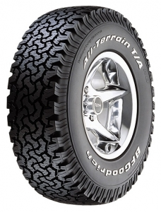 BF Goodrich ALL TERRAIN 265/70R17 121/118S LT