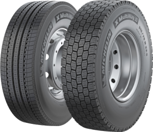 Michelin X MULTIWAY 3D XZE и XDE